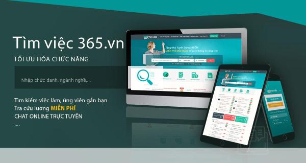 Timviec365 gợi ý tìm việc nhanh tại Hà Nội - 1