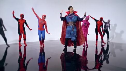 Ông hoàng nhạc sến Ngọc Sơn hóa siêu anh hùng nhí nhảnh ở tuổi 50 - 1