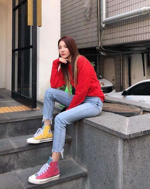 Instagram sao Hàn 16/5 - page 2 - 1