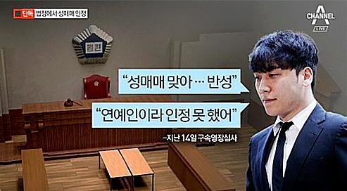 Báo Hàn đưa tin về lời khai mới nhất của Seung Ri.