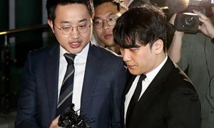 Seung Ri thừa nhận mua dâm sau nhiều lần chối tội