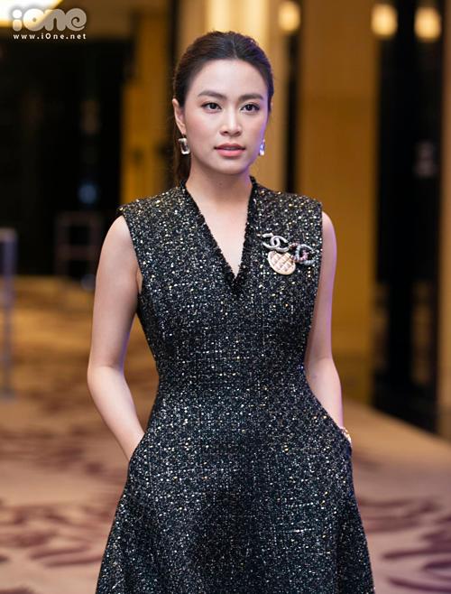 Hoàng Thùy Linh.