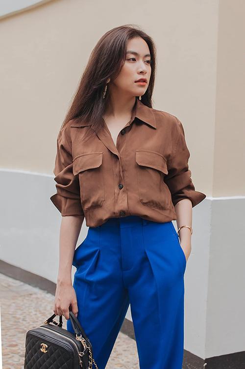 Outfit đơn giản nhưng