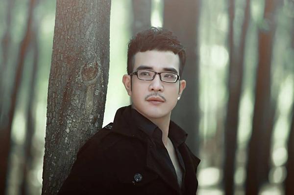 Ca sĩ Vương Bảo Tuấn.