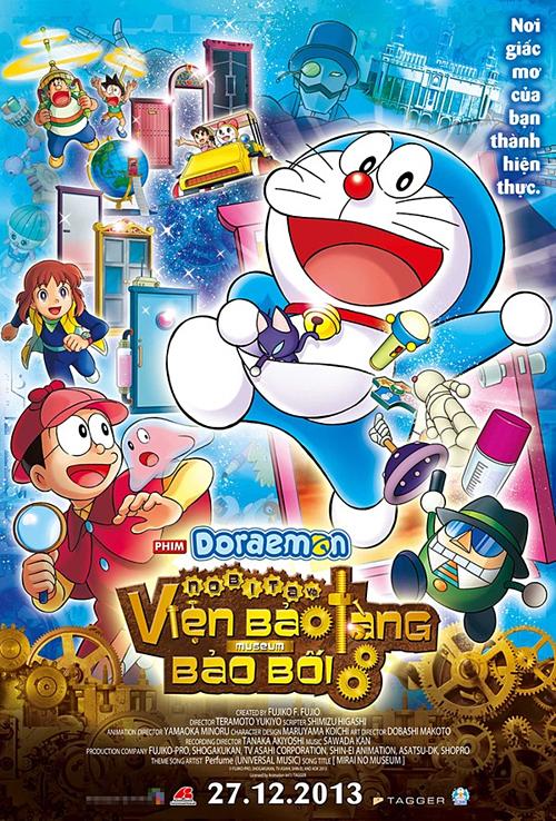 Đo độ fan cứng: Bạn đã xem hết các bộ phim Doraemon này chưa?