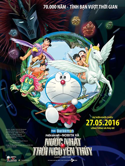 Đo độ fan cứng: Bạn đã xem hết các bộ phim Doraemon này chưa? - 3