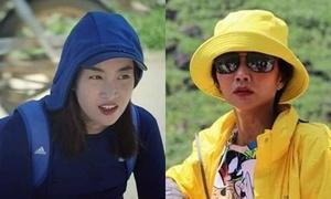 Rò rỉ ảnh H'Hen Niê đối đầu Đỗ Mỹ Linh tại 'Cuộc đua kỳ thú 2019'