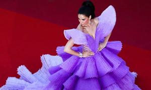 Các mỹ nhân Thái mặc 'tốn vải' nhất trên thảm đỏ LHP Cannes