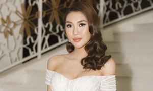 Tường Linh làm giám khảo cuộc thi Nữ sinh duyên dáng
