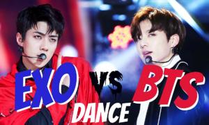 BTS và EXO: Nhóm nào có vũ đạo nổi trội hơn?