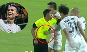 Thái Lan xóa án treo giò 8 trận cho cầu thủ đấm trọng tài