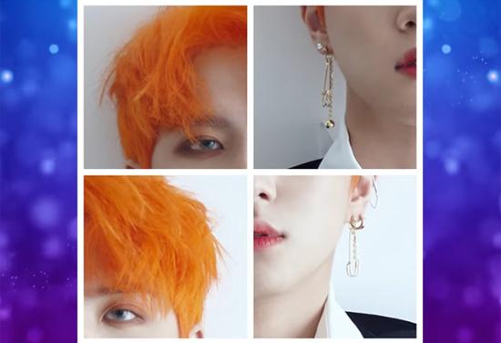 Trộn 4 mảnh ghép lộn xộn, bạn có biết đó là idol Kpop nào? - 4