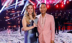 Thí sinh nữ khiếm thính đăng quang The Voice Mỹ 2019