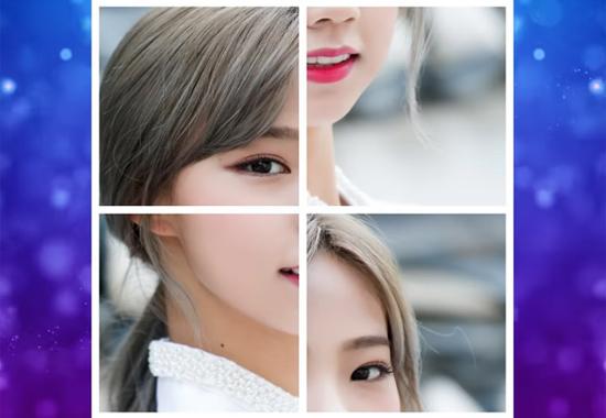 Trộn 4 mảnh ghép lộn xộn, bạn có biết đó là idol Kpop nào? - 7
