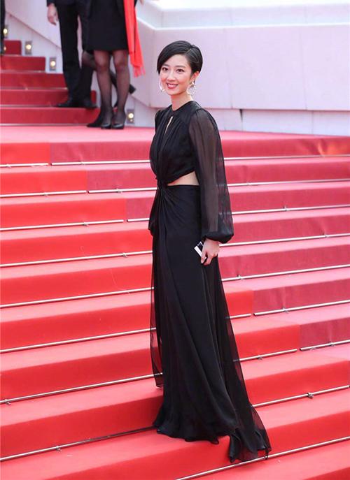 Nữ diễn viên Đài Loan Quế Luân Mỹ.