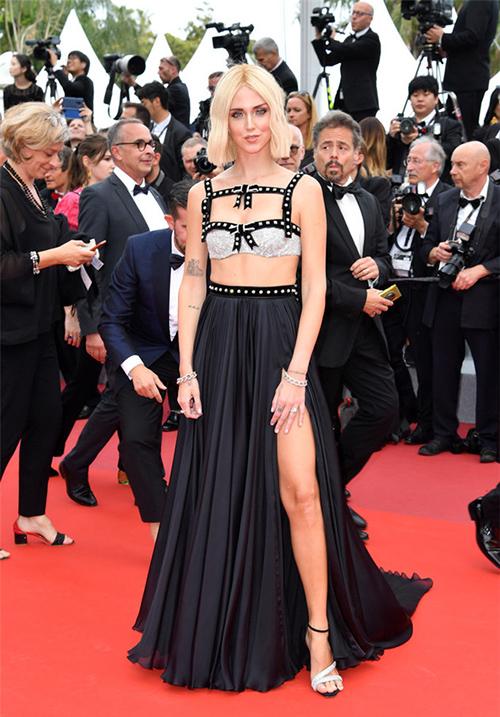 Fashionista nổi tiếngChiara Ferragni