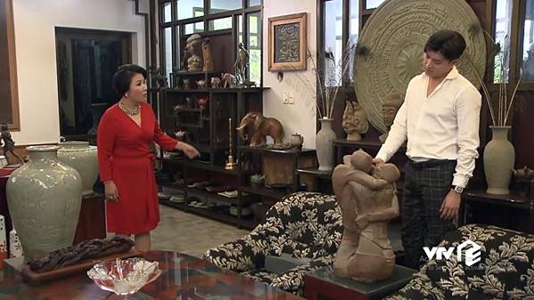 Bà Giang khuyên con trai nên cưới Thư.