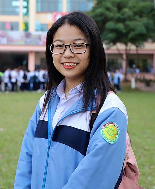 Ninh Quỳnh Anh.