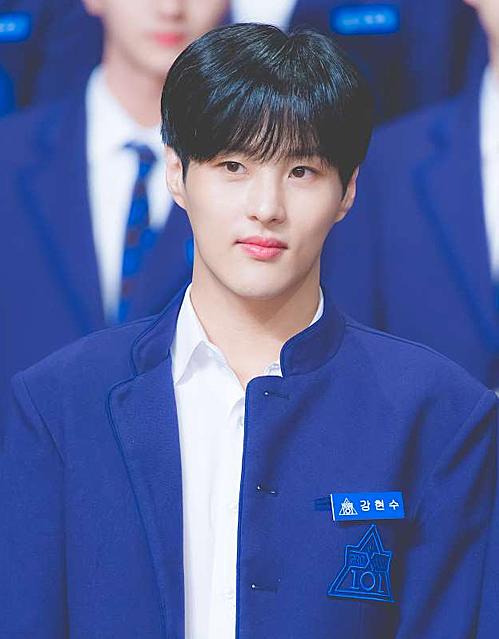 Kang Hyun Soo.