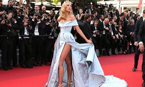 Vì sao thảm đỏ LHP Cannes đang trở thành 'đại hội người mẫu'?