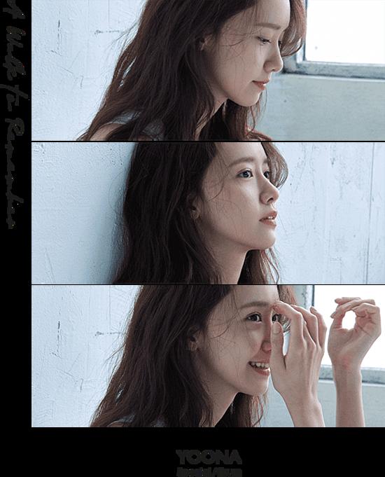 Ảnh nhá hàng album đặc biệt của Yoon Ah.