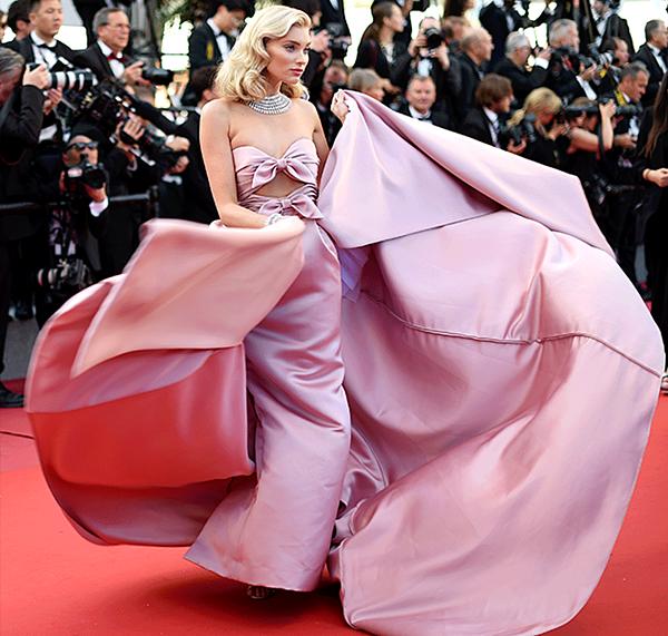 Những hình ảnh đẹp như cổ tích tại Cannes của thiên thần nội y Elsa Hosk - 4
