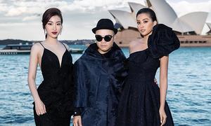 Đỗ Mạnh Cường bức xúc vì bị tố 'vòi tài trợ, bỏ đói hoa hậu' khi làm show ở Sydney