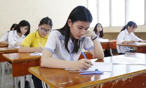 Đáp án đề Toán thi vào lớp 10 Trường Phổ thông Năng khiếu