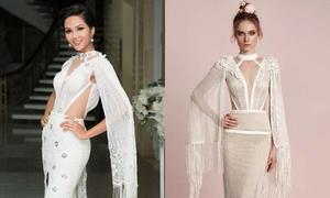 Stylist thừa nhận 'yếu kém' khi để H'Hen Niê mặc váy nhái