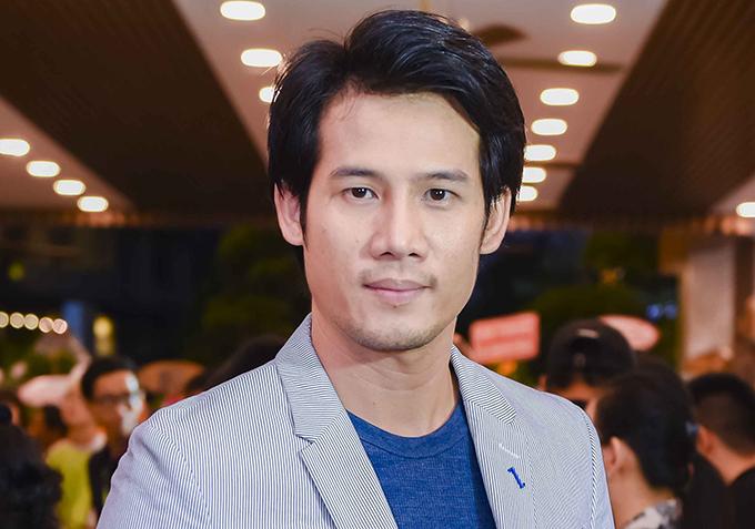 <p> Diễn viên Thanh Thức.</p>