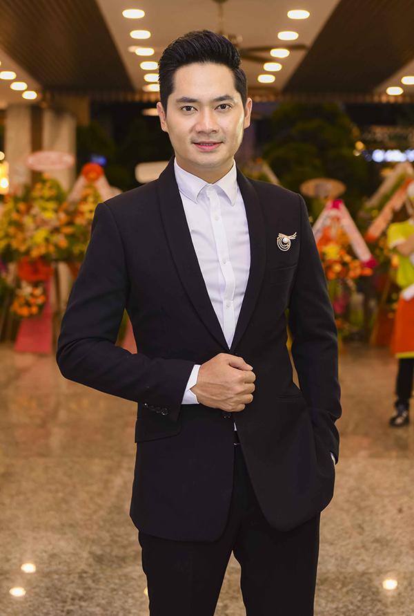 <p> Diễn viên Minh Luân.</p>