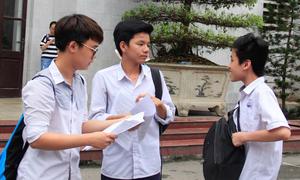 Đề thi vòng 2 môn Sinh học trường chuyên KHTN