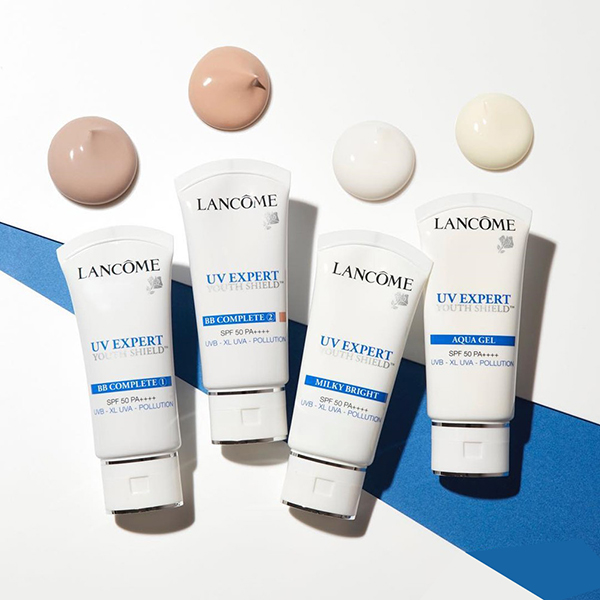 Lancôme Expect Youth Shield Aqua Gel