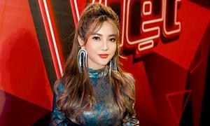 Kiên quyết không ra sân khấu do MC đọc thiếu tên, hot girl The Voice bị chỉ trích