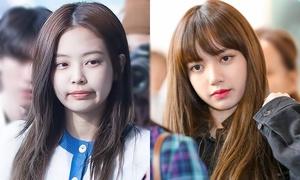 Jennie gây tranh cãi với hành động giật quà fan tặng Lisa