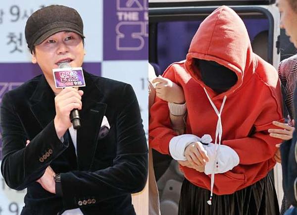 Sự có mặt của Hwang Hana trongbữa tiệc môi giới mại dâm của Yang Hyun Sukkhiến công chúng Hàn bất ngờ. Trong phóng sự,MBC không bình luận về vai trò của cô này