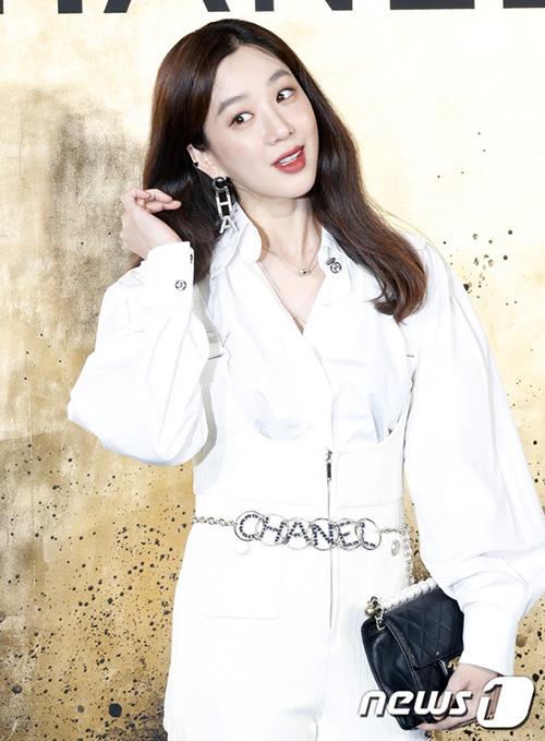 Nữ diễn viên Jung Ryeo Won