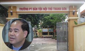 Hiệu trưởng dâm ô nhiều nam sinh ở Phú Thọ bị đề nghị truy tố