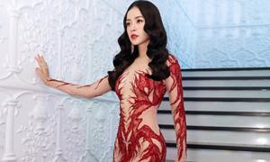 Chi Pu bị hiểu nhầm diện váy 'mặc như không'