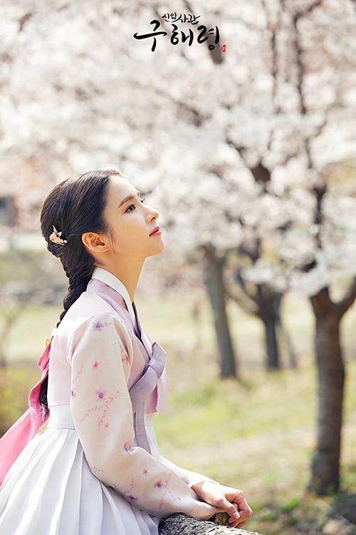 Góc nghiêng của Shin Se Kyung không làm khán giả thất vọng.