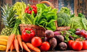 Tìm từ vựng tiếng Anh về các loại rau, củ, quả