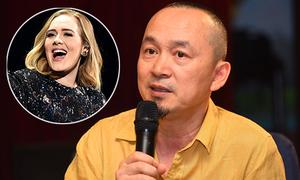 Quốc Trung: 'Khó mời Adele tới Monsoon vì riêng cát-xê đã 2 triệu bảng Anh'