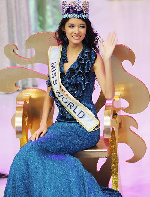 Trương Tử Lâm sinh năm 1984, có chiều cao nổi bật 1,82 m. Dù đăng quang trên sân nhà nhưng chiến thắng của Trương Tử Lâm được xem là thuyết phục. Cô có nhan sắc ngọt ngào, dịu dàng đúng tiêu chuẩn của Miss World.