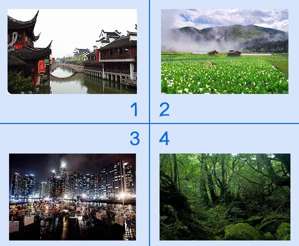 Trắc nghiệm: Bạn muốn vi vu đến địa danh nào?