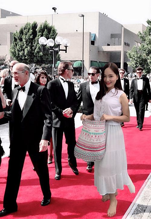 Lan Phương tiết lộ cách để không mất 15.000 Euro vẫn được dự Cannes, đó là dùng... photoshop.