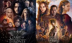 Phim bom tấn của Song Joong Ki bị nghi đạo nhái 'Game of Thrones'