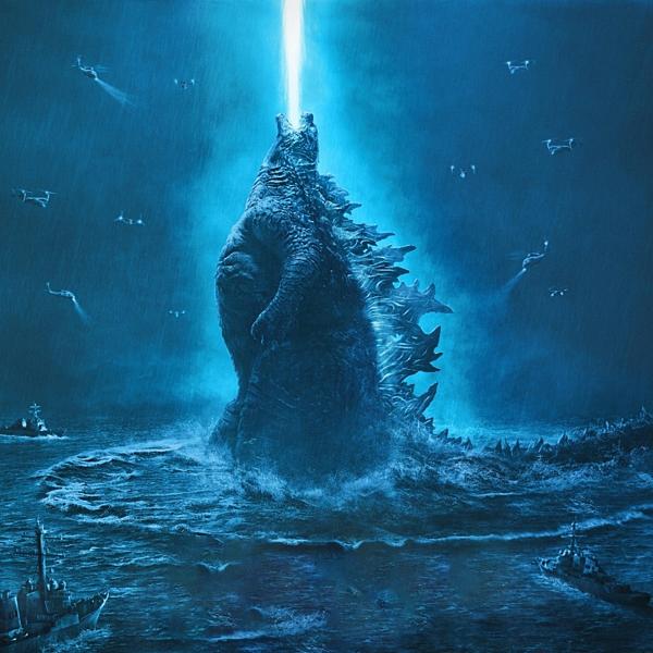 Godzilla phiên bản Chúa tể trong Monsterverse