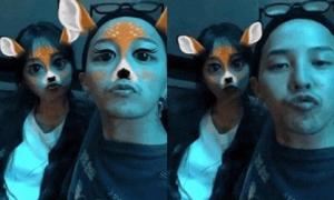 Bạn gái tin đồn của G-Dragon bị ném đá vì lỡ tay 'đăng nhầm' video thân mật
