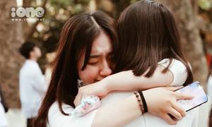 Bế giảng - mùa nước mắt của teen 12