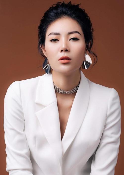 Diễn viên Thanh Hương.
